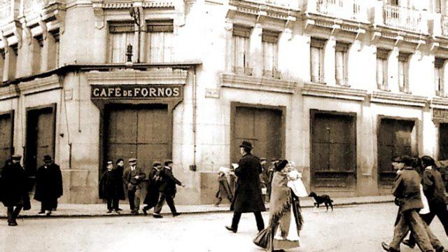 Café de Fornos