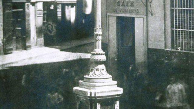 Café de Platerías