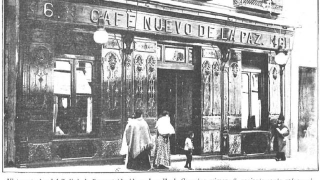 Café del Siglo