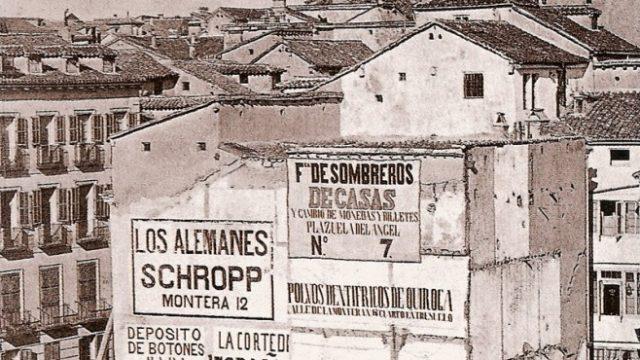 Bazar de juguetes del viejo Schorpp