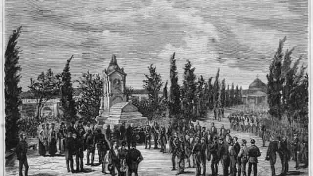 Cementerio de la Patriarcal