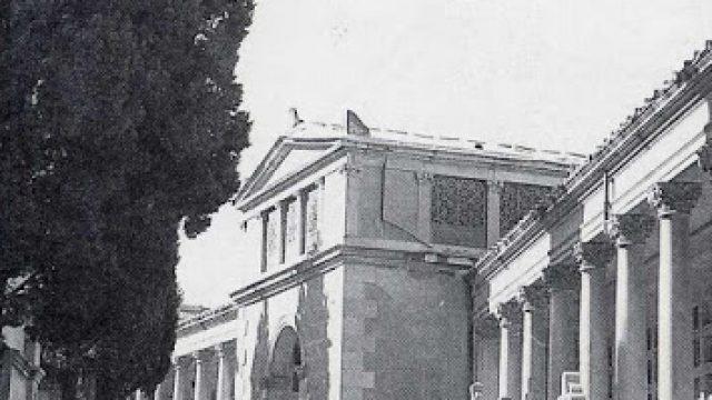 Cementerio de San Isidro
