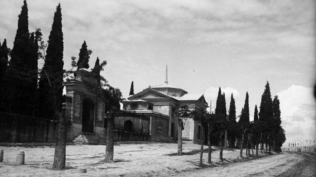 Cementerio de la Sacramental de San Martín, San Ildefonso y San Marcos
