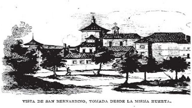 Asilo de mendicidad de San Bernardino